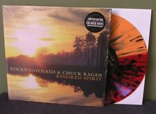 "Chuck Ragan/Rocky Votolato ""Kindred Spirit"" 10"" /1500 Hot Water Music Waxwing LP"
