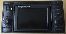 Blaupunkt Genuine Audi A2 A4 A8 Radio CD Navigation plus 8Z0 035 192 A sat nav