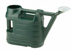 Strata Ward Indoor Outdoor Plastic Plant Watering Can with Rose - 6.5L
