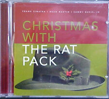 CHRISTMAS WITH THE RACK PACK CD- SINATRA/MARTIN/DAVIS JR.