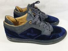 Android Homme Omega Men's Navy Velvet Low Sneakers UK10 EU44 AHFW005