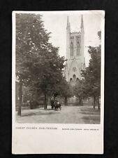 Vintage Postcard: #TP4085: Christ Church, Cheltenham: Posted 1904