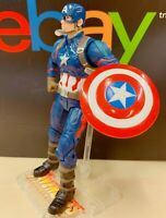 New w Box Marvel Avengers Captain America Action Figure Toy