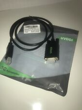 DisplayPort to VGA Cable 3FT,