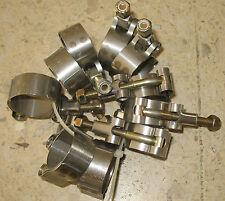 Gelenkbolzenschelle Schlauchschelle 30-34 mm Edelstahl 10er Set NEU