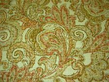 "~15 YDS~SWAVELLE/MILLCREEK~""WHISTLER""~LINEN UPHOLSTERY FABRIC FOR LESS~"