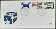 Netherlands 1994, 75th Aircraft Industry Anniv FDC First Day Cover #C49254