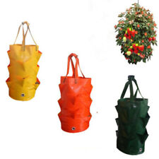 Garden Supplies Strawberry Planting Growing Bag Multi-mouth Container Bags