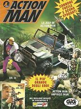 X7944 La Jeep di Action Man - GIG - Pubblicità 1994 - Vintage advertising