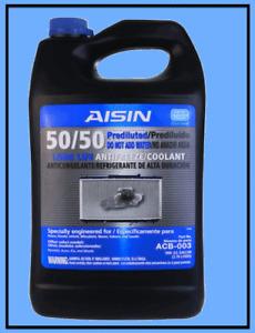 Engine Coolant/Antifreeze AISIN for Acura Honda Infiniti Nissan Scion Subaru Blu