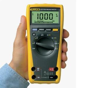 Fluke 177 Handheld Digital Multimeter, 10A ac 1000V ac 10A dc 1000V dc