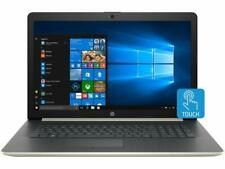 "HP 17.3"" Touchscreen Laptop/Notebook Core i7-7500 2.7GHz 16GB 1TB DVDRW W10"