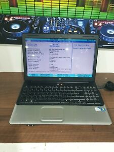E700 HP Pavilion  G61-110sa - working tested to bios spares or reapirs