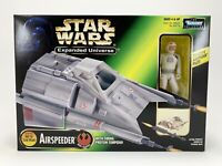 Star Wars Expanded Universe AIRSPEEDER with EXCLUSIVE AIRSPEEDER PILOT