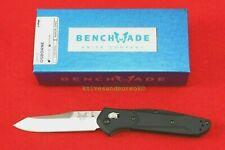BENCHMADE 940-2 BLACK G-10 CUSTOM OSBORNE DESIGN KNIFE, CPM-S30V, NEW IN BOX
