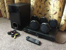 LG DH3140S Surround Sound 5.1 DVD Home Cinema Speaker Subwoofer System