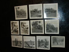 1949 Barinas Venezuela Goose Geese Duck hunting photos old Ford Mobil oil Truck