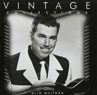 SLIM WHITMAN - VINTAGE COLLECTIONS CD ~ INDIAN LOVE CALL +++ GREATEST HITS *NEW*