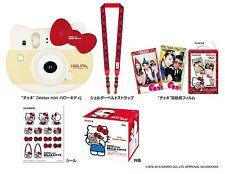 FUJIFILM Instax instax mini Hello Kitty Red INS MINI KIT CAMERA RED New