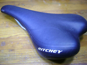 used Ritchey Lady Comp bicycle saddle 140mm wide