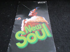New Soul Japan Promo Record Catalog Book Michael Jackson Stevie Wonder Ross Gaye
