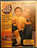 Das Neue Blatt Nr.1 2.Januar 1973 Jackie O. Sophia Loren Prof.Barnard H8313