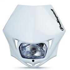 Recambios Polisport color principal blanco para motos KTM