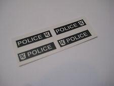 Corgi Juniors 28-D Buick Regal Police Car Stickers - B2G1F