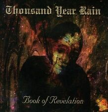 Thousand Year Rain-Book of Revelation CD NEW