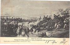 Bataille de l'Alma par AUGUSTIN Fils - Musée Versailles  (8369)