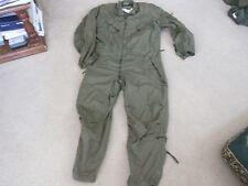 US Army Nomex CVC Combat Crewmen Coveralls Med-Short