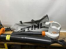 Stihl SHE 71 Electric 240v Leaf Blower Shredder & Vacuum Excellent