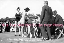 SX 721 - Physical Culture & Dancing Display, Littlehampton, West Sussex 1938