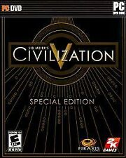 Sid Meier's Civilization V: Special Edition (PC, 2010)