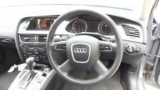AUDI A4 STEERING WHEEL A4, LEATHER, B8 8K, STANDARD TYPE, 04/2008-06/2012