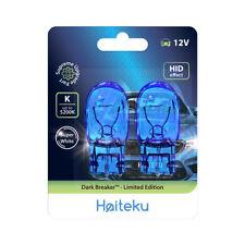 HAITEKU 7440 Super White Sidelight Daytime Driving Lights DRL W21W T20 582 Bulbs