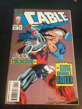 Cable#11 Incredible Condition 9.4(1994) Colossus Battle!!