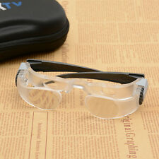 MaxTV Binocular TV Screen Magnifying Glasses Magnifier for Low Vision Aids 0~-3