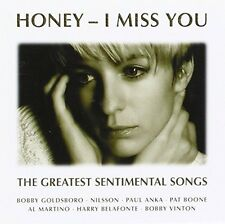 Honey-I Miss You (2006) Bobby Goldsboro, Nilsson, Pat Boone, Al Martino.. [2 CD]