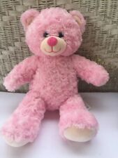 Pink Build A Bear Plush Toy Bear D1