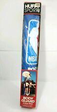 "Vintage Huffy Basketball Pole Pad Body Guard Nba Model Blue Padding 3 1/2"" New"
