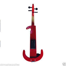 Guitares, basses et accessoires rouge