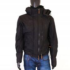 *S Superdry Mens Jacket Windcheater Black S
