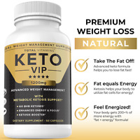Keto VIP Pills Keto VIP Fuel Advanced Weight Loss Diet Pills Pure Keto Fast Burn