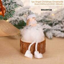 Christmas Angel Doll Toy Christmas Tree Pendants Ornaments Xmas Home Decoration