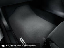 Genuine Hyundai Sonata Tailored Carpet Floor Mat Front Rear Set of 4 AL200C1000