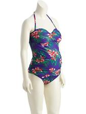 Old Navy Maternity Floral Tankini Top size L-BRAND NEW