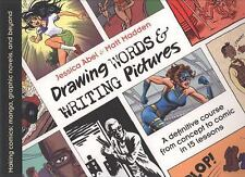 Drawing Words & Writing Pictures by Jessica Abel & Matt Madden - FREE SHIPPING!