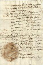 Sentenza Corte dei Conti Torino Lite tra Conte Radicati e Battista Bosco 1656