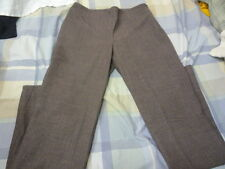 New Nicole Miller Collection wool blend trousers pants size 4